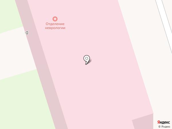 Городская больница им. Л.Я. Литвиненко на карте Новоалтайска