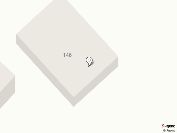 Почтовое отделение №2 на карте Новоалтайска
