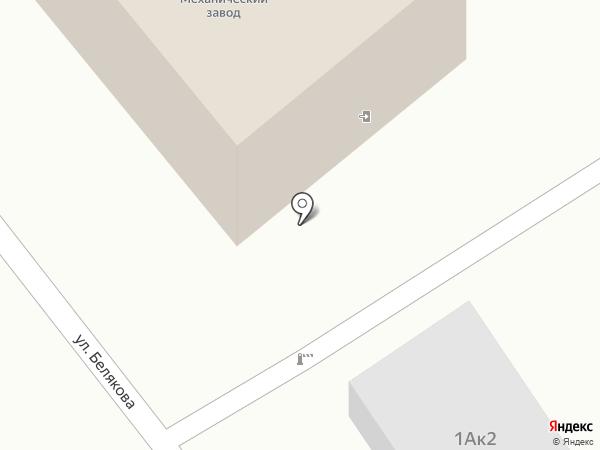 Алтайторгтехника на карте Новоалтайска
