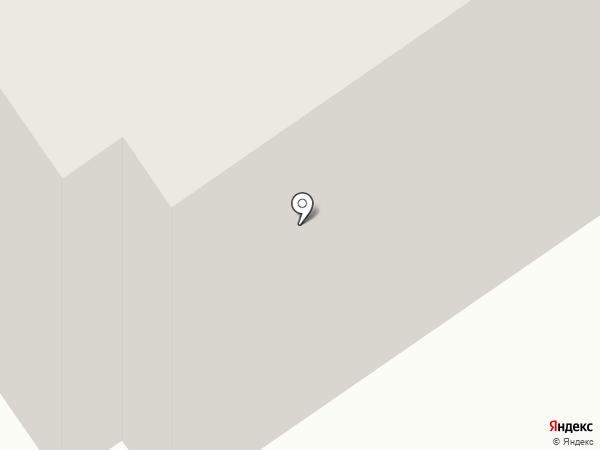 Промышленник на карте Новоалтайска