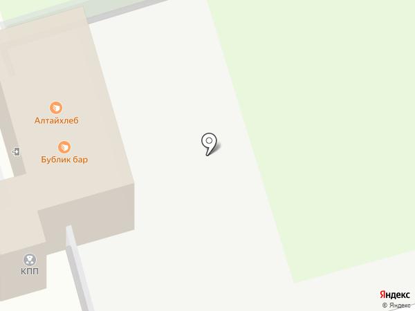 Алтай хлеб на карте Новоалтайска