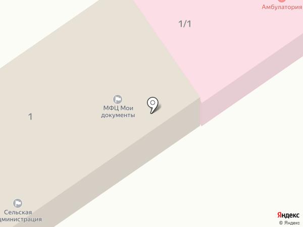 Администрация Санниковского сельсовета Первомайского района на карте Санниково
