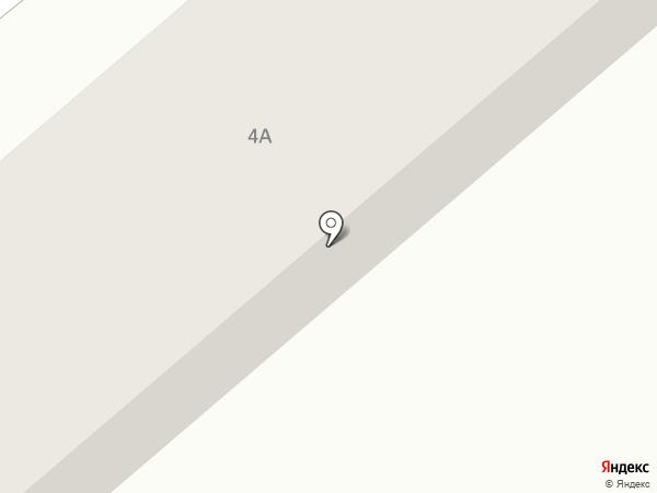 Треугольник на карте Санниково