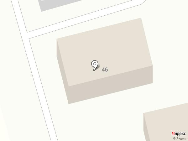 Шиномонтажная мастерская на карте Березовки