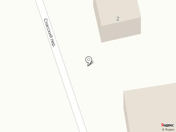 Анвлакор на карте Березовки