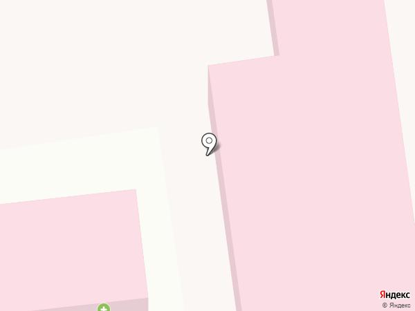 Первомайская центральная районная больница им. А.Ф. Воробьева на карте Березовки