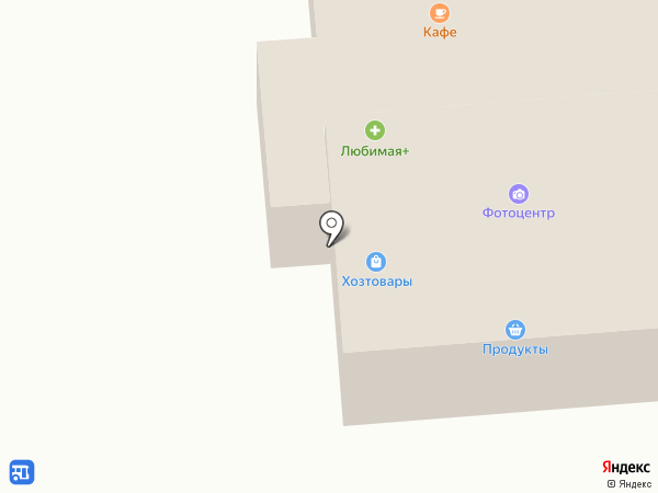 Сеть аптек на карте Березовки