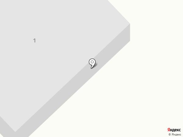 Берёзовское ЖКХ на карте Березовки