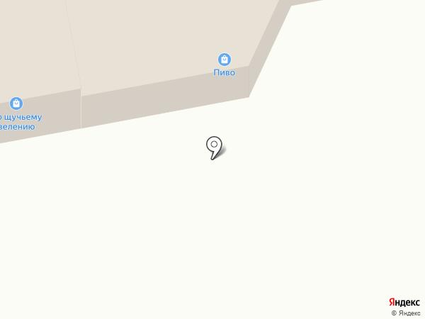 Заправка на карте Березовки
