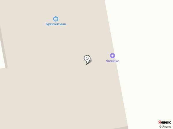Тёма на карте Березовки