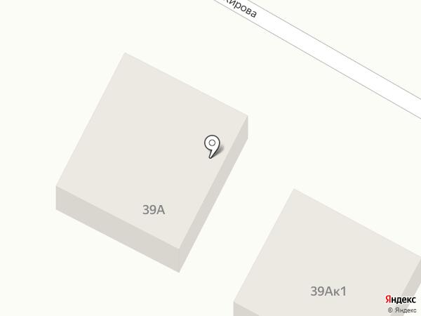 Перекрёсток на карте Соколово