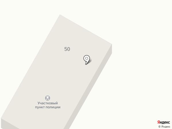 Участковый пункт полиции №8 на карте Соколово