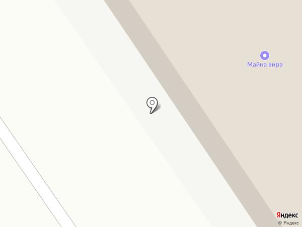 Томпродторг на карте Томска
