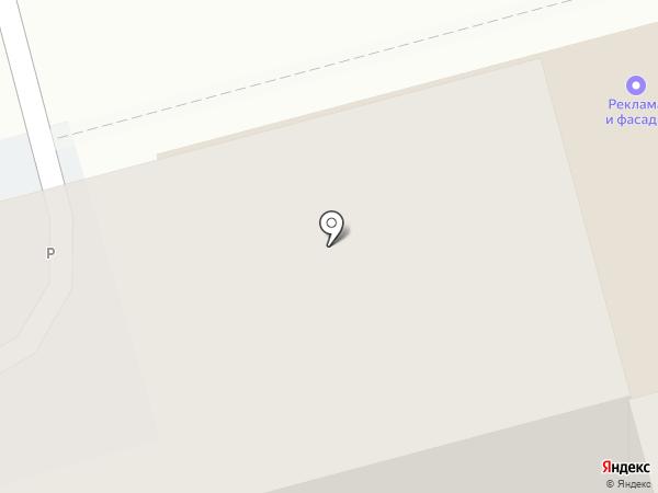 Кристина на карте Томска