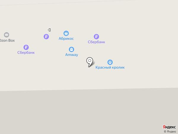 Благодать на карте Томска