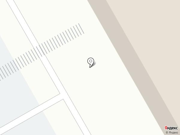Мегаполис на карте Томска