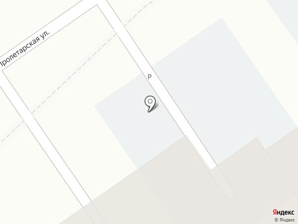 Гелия на карте Томска