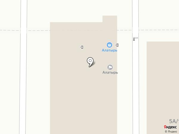 Секонд-Хенд на карте Томска