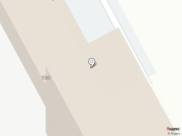 Аккурат-Инжиниринг на карте Томска