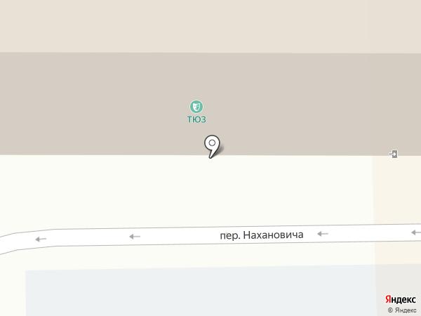 Кафе на карте Томска