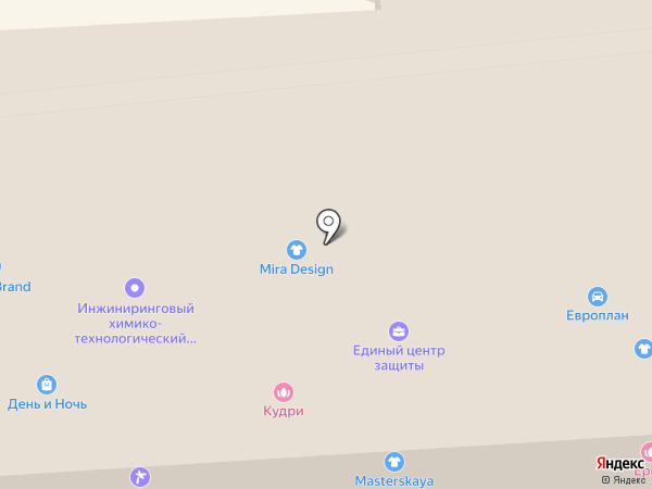 6 этаж на карте Томска