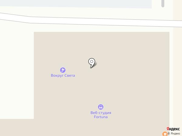 Агентство путевок на карте Томска