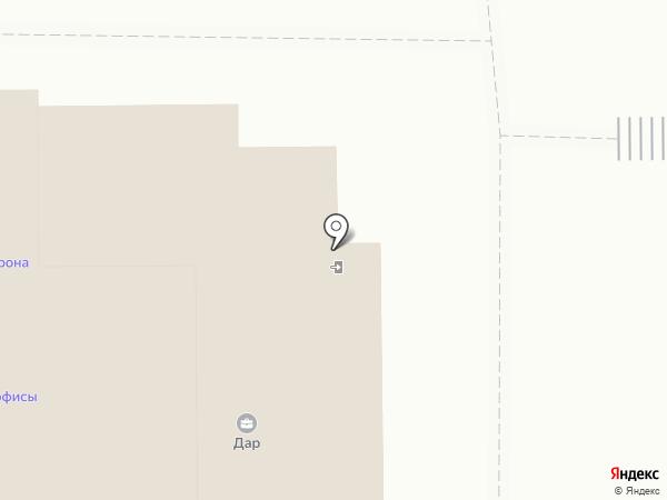 Стиляга на карте Томска