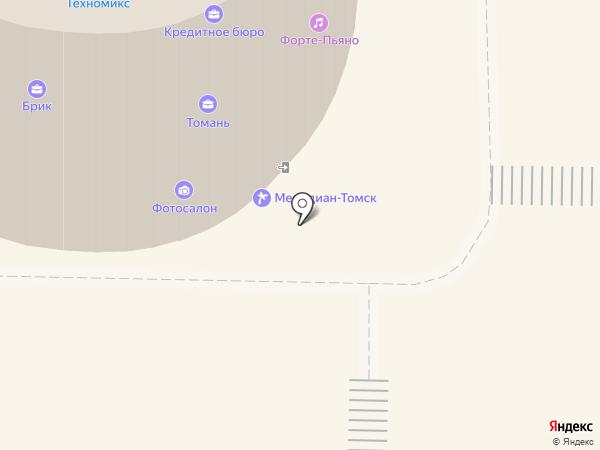 PLAYROOM на карте Томска