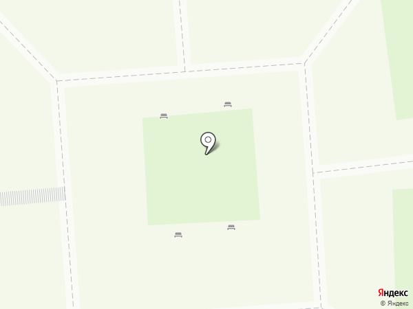 Спецавто на карте Томска