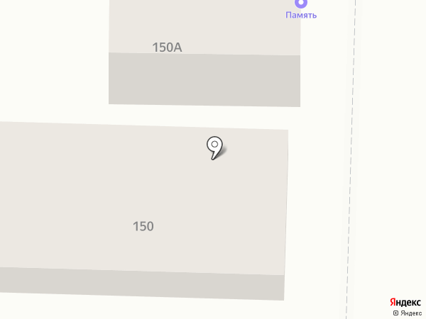 Агентство кадастровых услуг на карте Томска