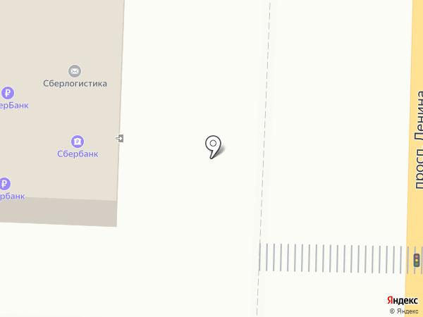 Доктор окулист на карте Томска