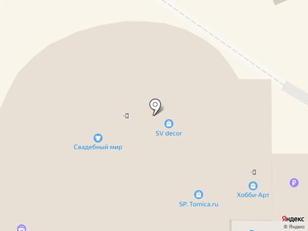 Леди на карте Томска