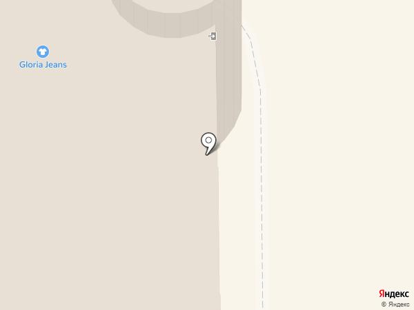 Галерея Манпэл на карте Томска