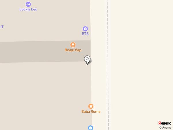 Банк ВТБ 24, ПАО на карте Томска