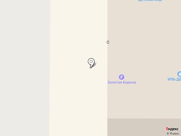 Икс-Тайм на карте Томска