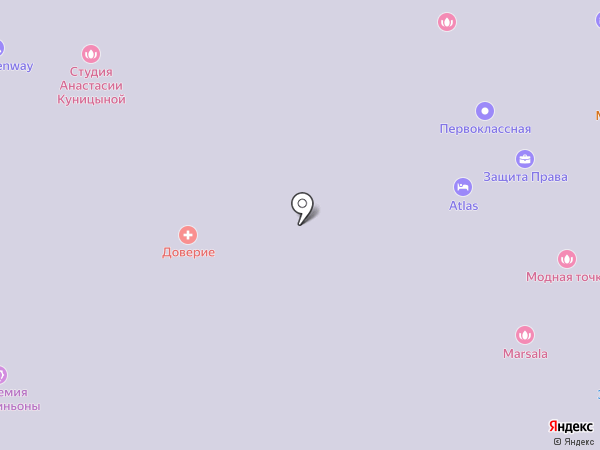 Стимул на карте Томска