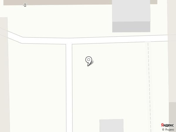 Дом Ганнибала на карте Томска