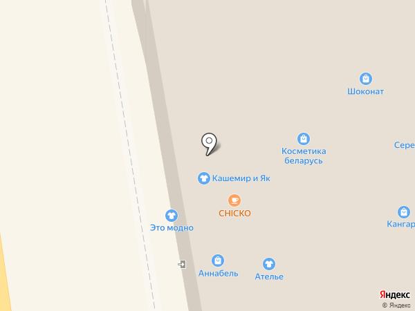 SVETLANA на карте Томска