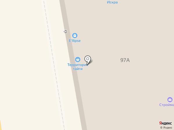 Ювелирный салон на карте Томска