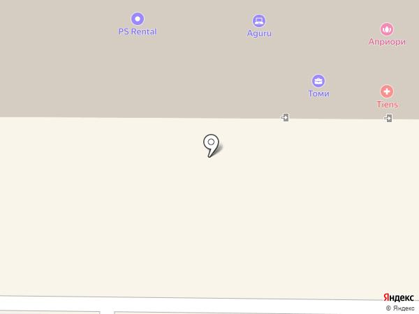 Lalaboot.ru на карте Томска