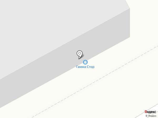Универсальное, ПО на карте Томска