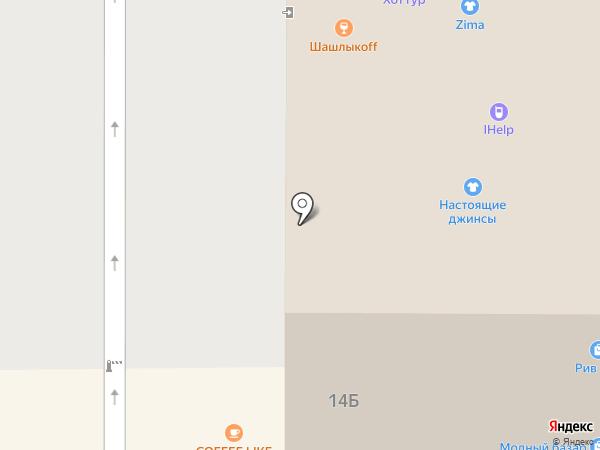 UMKA SHOP на карте Томска