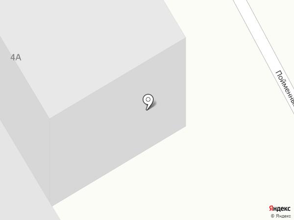 ЛЕПА на карте Томска