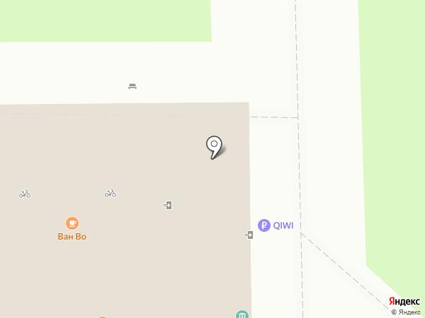Ctrl+C на карте Томска