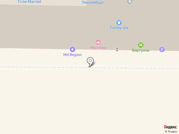 Nail Republic на карте Томска