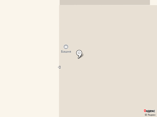 Юкса на карте Томска