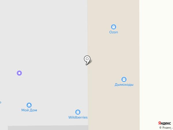 Производственно-монтажная компания на карте Томска