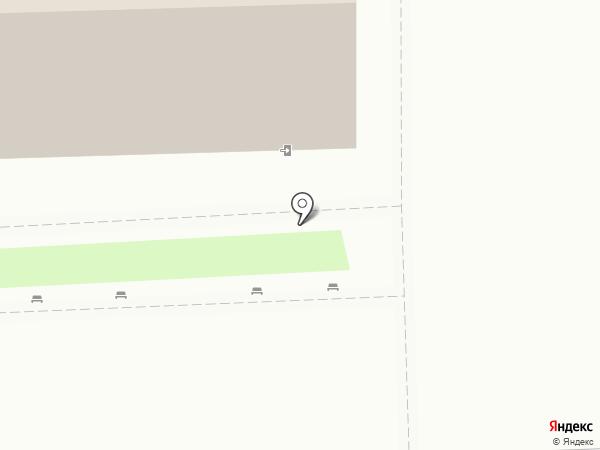 Банкомат, Банк Левобережный, ПАО на карте Томска