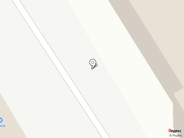 Стимул Инвест на карте Томска
