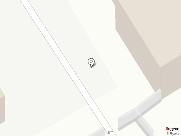 Энерджи на карте Томска